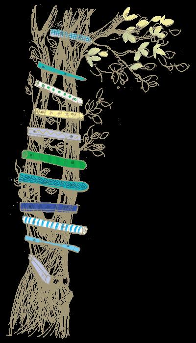 Baumtreppe - Über mich
