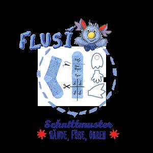 Flusi Schnittmuster - Meine kleinen Monster