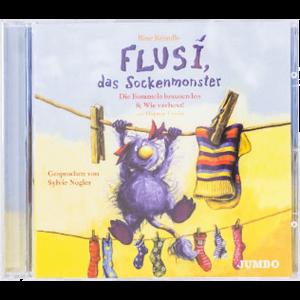 Flusi Sockenmonster CD 300x300 - Flusi