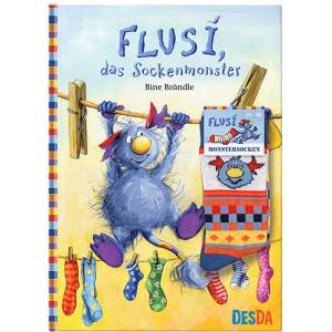 Flusi das Sockenmonster 300x300 - Flusi