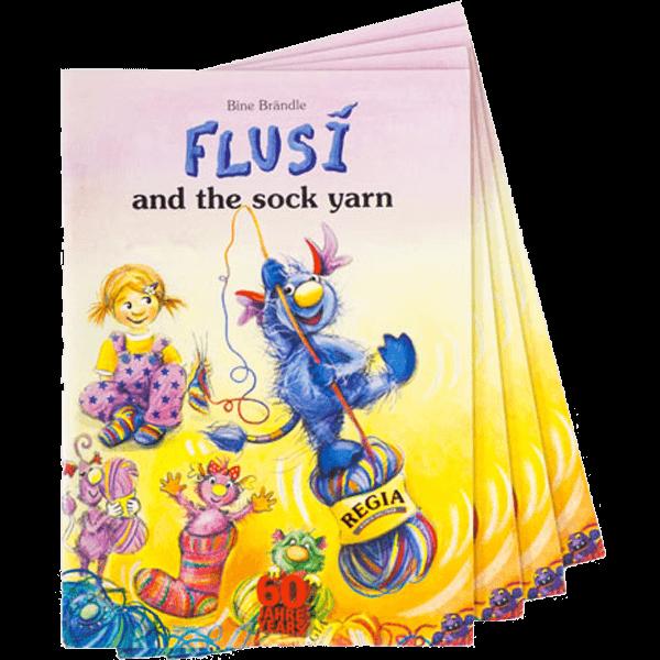 Flusi und die Sockenwolle - Flusi