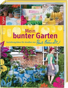 Kreativbücher - Mein bunter Garten