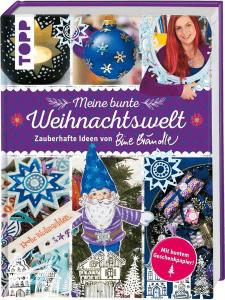 Kreativbücher - Meine bunte Weihnachtswelt