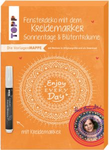 Vorlagenmappe Mandala 1 218x300 - Vorlagenmappe Sonnentage & Blütenträume