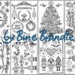Zusammenstellung Weihnachten 150x150 - Vorlagenmappe Fröhliche Weihnachten