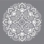 Schablone Mandala 150x150 - Stempel & Schablonen