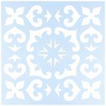 Schablone Mandala 5 150x150 - Stempel & Schablonen