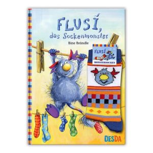 Flusi 300x300 - Meine kleinen Monster