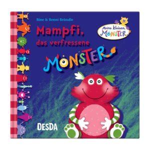 Mampfi 300x300 - Meine kleinen Monster