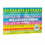 Wasserfarben 28 Farben 150x150 - Farben & Zubehör