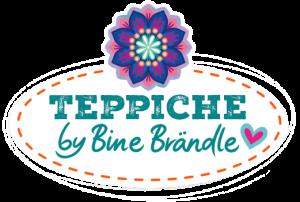 LogoTeppichShop 300x202 - Bine Brändle - Meine bunte Welt - kreativ, bunt und verspielt